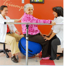 AlertSeat also performs well in adult rehabilitation