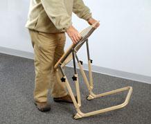 Tilt and roll mobility on all desks.