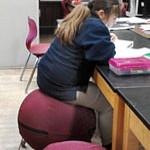 Alert Seat Global Charter School Girl